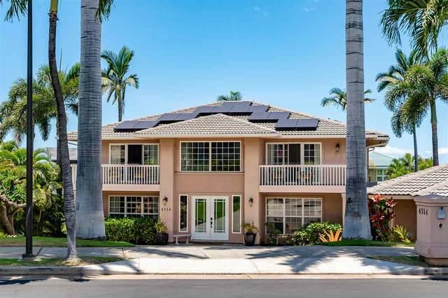 4354 Wailina St, Kihei, HI 96753 (MLS #391955) :: Coldwell Banker Island Properties