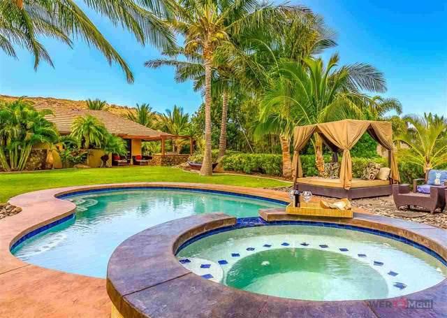 52 Lau Niu Way A, Lahaina, HI 96761 (MLS #392191) :: LUVA Real Estate