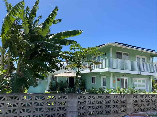 1119 Hoalu St, Wailuku, HI 96793 (MLS #392301) :: 'Ohana Real Estate Team