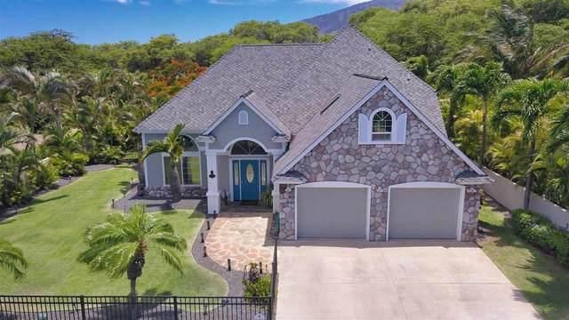 52 Kuukama St, Kahului, HI 96732 (MLS #392325) :: Maui Lifestyle Real Estate | Corcoran Pacific Properties