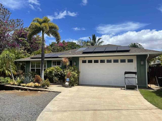 14 Lio Poele Pl, Kihei, HI 96753 (MLS #392350) :: Corcoran Pacific Properties