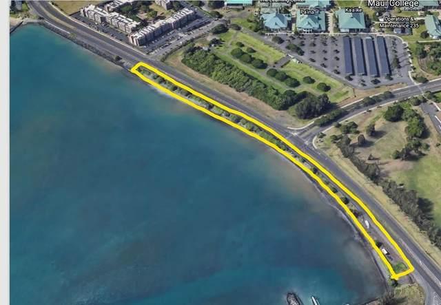 0 Kahului Beach Rd, Kahului, HI 96732 (MLS #392550) :: LUVA Real Estate