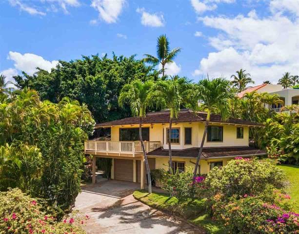32 Manu Ihu Pl, Kihei, HI 96753 (MLS #392565) :: LUVA Real Estate