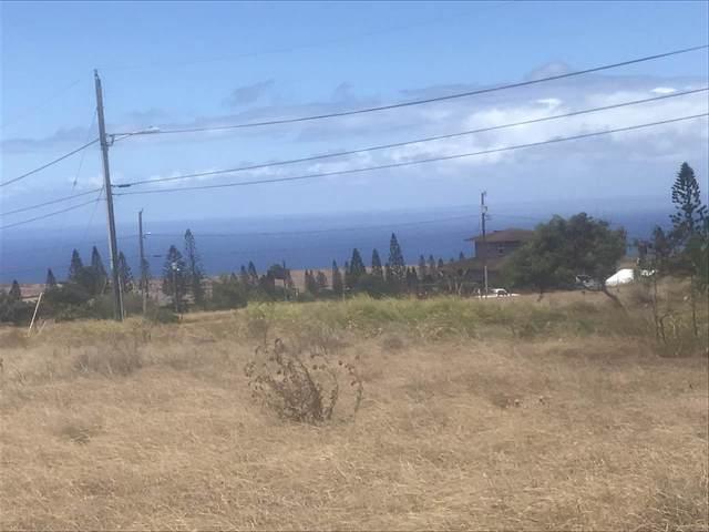 0 Puunana St Lot 508, Maunaloa, HI 96770 (MLS #392568) :: EXP Realty