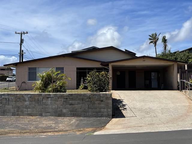 309 Hilu Pl, Kahului, HI 96732 (MLS #392721) :: Corcoran Pacific Properties