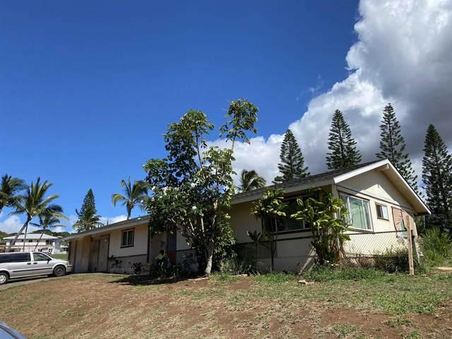 2810 Keikilani St, Makawao, HI 96768 (MLS #392815) :: EXP Realty