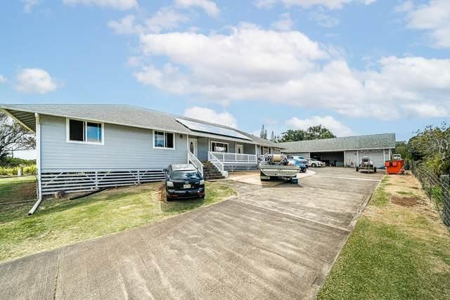 2640 Puuomalei Rd, Haiku, HI 96708 (MLS #392979) :: Coldwell Banker Island Properties