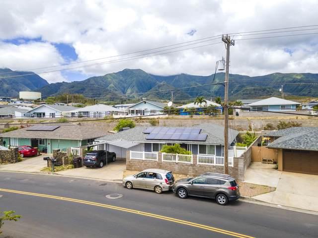 932 Makaala Dr, Wailuku, HI 96793 (MLS #393035) :: LUVA Real Estate