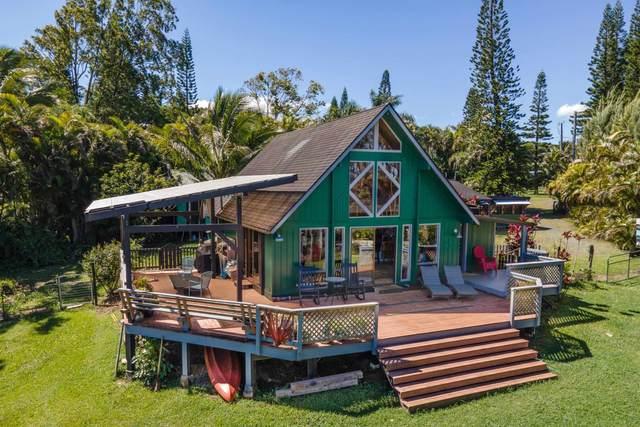 55 Oluolumau Pl, Haiku, HI 96708 (MLS #393180) :: Coldwell Banker Island Properties
