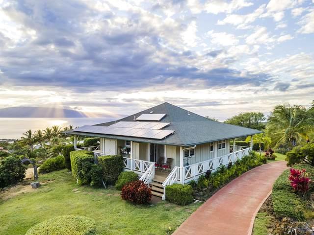 60 E Huapala Pl B, Lahaina, HI 96761 (MLS #393262) :: Coldwell Banker Island Properties
