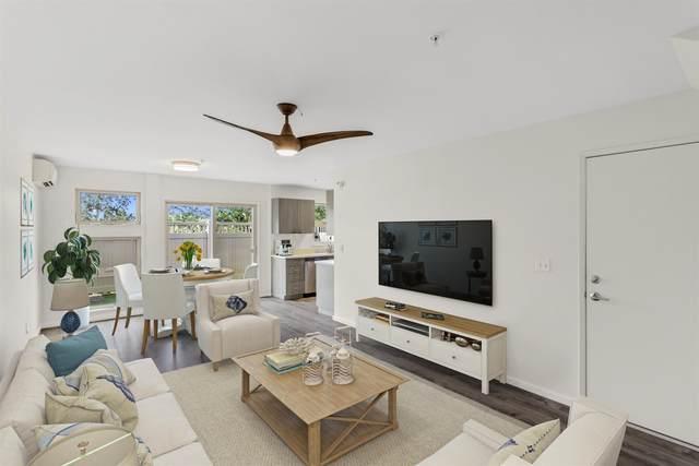 61 Piilaniwahine Pl #1503, Kihei, HI 96753 (MLS #393361) :: Coldwell Banker Island Properties