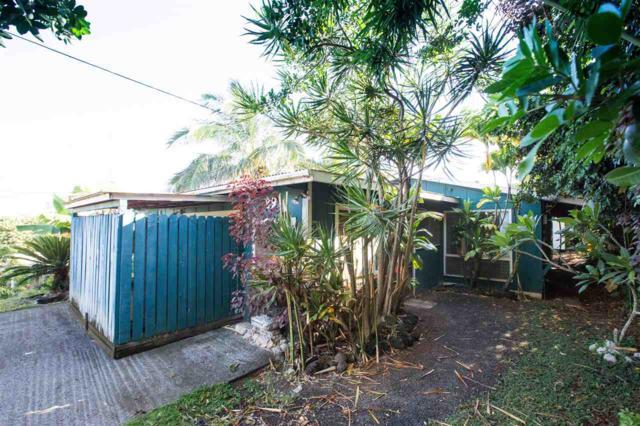 89 Miner Pl, Makawao, HI 96768 (MLS #374529) :: Island Sotheby's International Realty