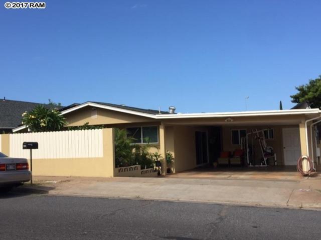 855 Kuialua St, Lahaina, HI 96761 (MLS #374726) :: Elite Pacific Properties LLC