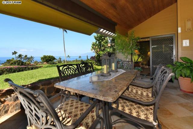 50 Puu Anoano St #707, Lahaina, HI 96761 (MLS #374746) :: KW Island Living