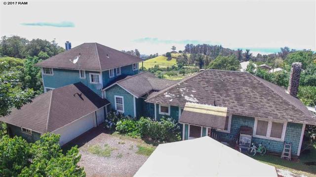 2210 Olinda Rd, Makawao, HI 96768 (MLS #375176) :: Elite Pacific Properties LLC