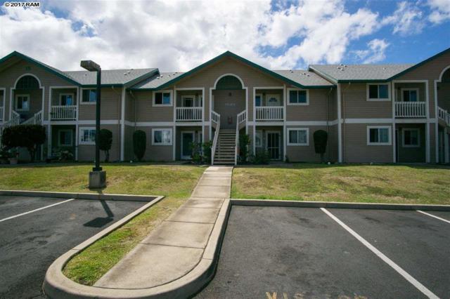 60 Kapi Ln 15-204, Wailuku, HI 96793 (MLS #375449) :: Elite Pacific Properties LLC