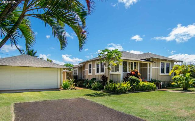 16 Alenui St, Paia, HI 96779 (MLS #375906) :: Island Sotheby's International Realty