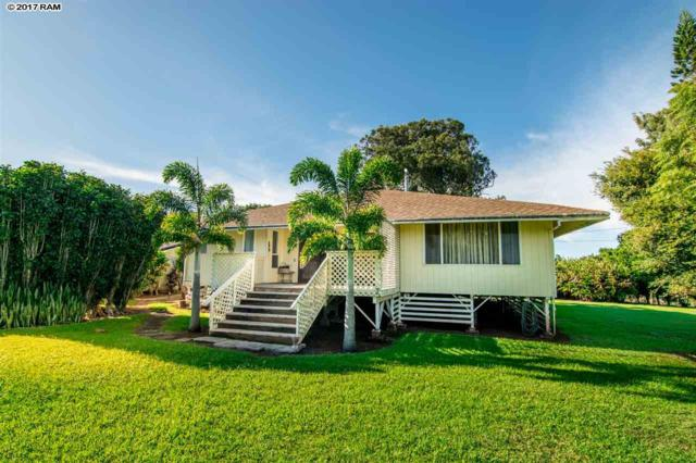 2589 Kokomo Rd, Haiku, HI 96708 (MLS #376207) :: Elite Pacific Properties LLC