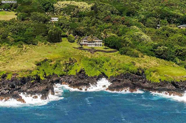 46900 Hana Hwy, Hana, HI 96713 (MLS #376403) :: Elite Pacific Properties LLC