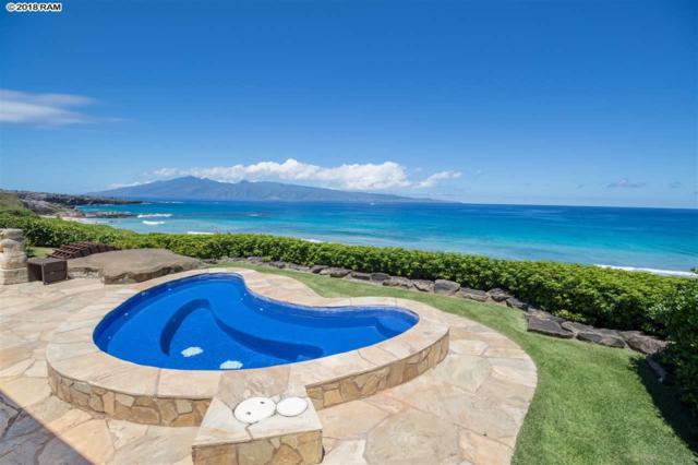 7 Kapalua Pl, Lahaina, HI 96761 (MLS #376582) :: Elite Pacific Properties LLC