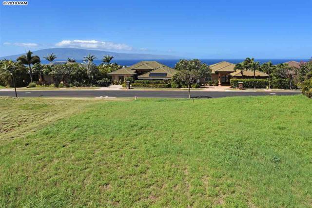 189 Welau Way Lot 12, Lahaina, HI 96761 (MLS #377348) :: Elite Pacific Properties LLC