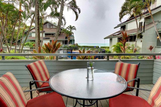 4521 Lower Honoapiilani Rd 4A1, Lahaina, HI 96761 (MLS #377380) :: Elite Pacific Properties LLC
