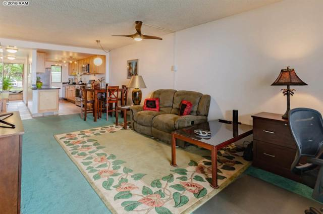 100 Hauoli St #103, Wailuku, HI 96793 (MLS #377872) :: Elite Pacific Properties LLC
