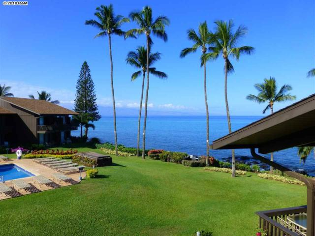 4057 Lower Honoapiilani Rd #205, Lahaina, HI 96761 (MLS #377917) :: Elite Pacific Properties LLC