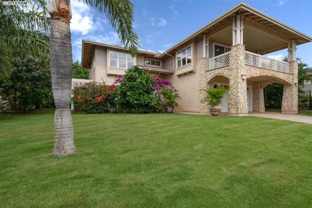 53 Moana Ave, Kihei, HI 96753 (MLS #378088) :: Elite Pacific Properties LLC