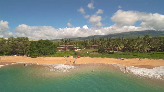 30 Kai Ala Dr, Lahaina, HI 96761 (MLS #378255) :: Corcoran Pacific Properties