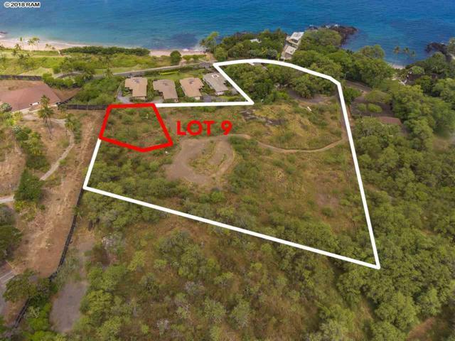 5405 Makena Rd Lot 9, Kihei, HI 96753 (MLS #378816) :: Elite Pacific Properties LLC