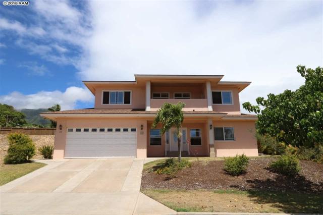 124 Keoneloa St, Wailuku, HI 96793 (MLS #378955) :: Elite Pacific Properties LLC