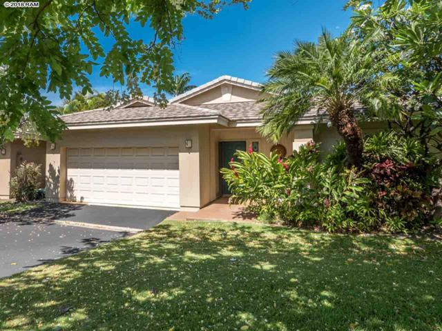 161 Kualapa Pl #61, Lahaina, HI 96761 (MLS #379565) :: Elite Pacific Properties LLC