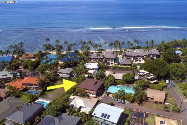 1155 Lahilahi Pl, Lahaina, HI 96761 (MLS #379644) :: Elite Pacific Properties LLC