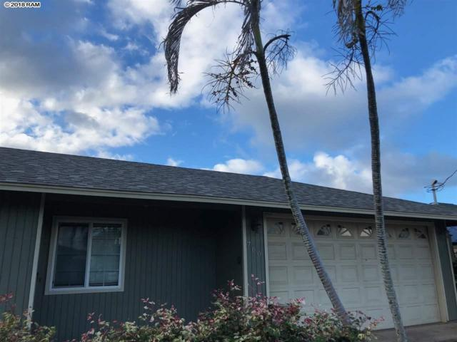 760 Hoomau St, Wailuku, HI 96793 (MLS #379844) :: Elite Pacific Properties LLC