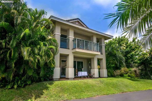 157 Kualapa Pl #57, Lahaina, HI 96761 (MLS #379880) :: Maui Estates Group