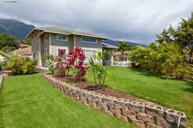 45 Hapua Pl #1, Wailuku, HI 96793 (MLS #380431) :: Maui Estates Group