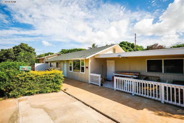 1328 Keao St #1, Lahaina, HI 96761 (MLS #380653) :: Elite Pacific Properties LLC