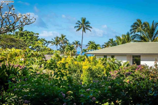 3300 Wailea Alanui Dr 20B, Kihei, HI 96753 (MLS #380985) :: Maui Estates Group