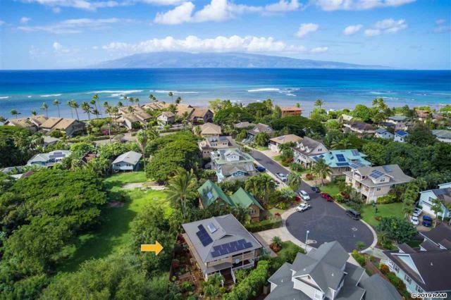 54 Hua Nui St, Lahaina, HI 96761 (MLS #381220) :: Elite Pacific Properties LLC