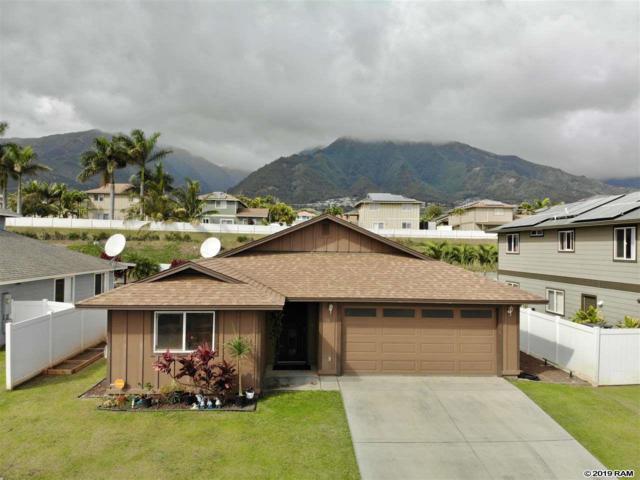 35 W Makahakaha Loop, Wailuku, HI 96793 (MLS #381338) :: Elite Pacific Properties LLC
