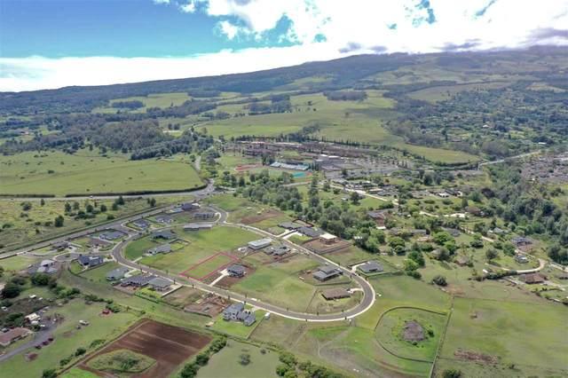 85 Leiohu Cir #39, Pukalani, HI 96768 (MLS #381580) :: Maui Estates Group