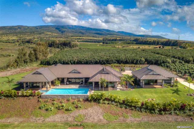 1190 Aina Mahiai St Lot 44, Lahaina, HI 96761 (MLS #381629) :: Maui Estates Group
