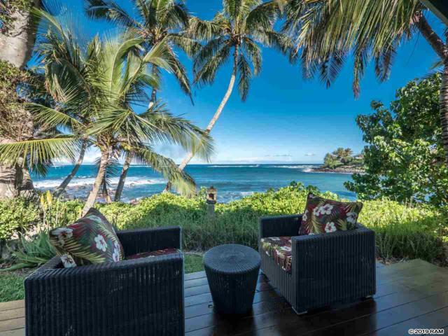 621 Hana Hwy, Paia, HI 96779 (MLS #381700) :: Coldwell Banker Island Properties
