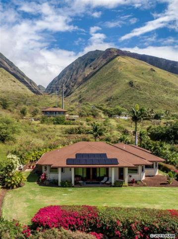 110 E Huapala Pl Lot 31 Ph 3 Mah, Lahaina, HI 96761 (MLS #381847) :: Elite Pacific Properties LLC