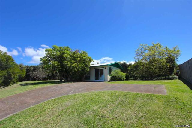 393 Ehilani St, Pukalani, HI 96768 (MLS #382153) :: Keller Williams Realty Maui