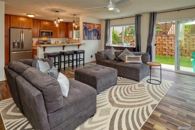 147 Hoolaau St #42, Wailuku, HI 96793 (MLS #382404) :: Coldwell Banker Island Properties
