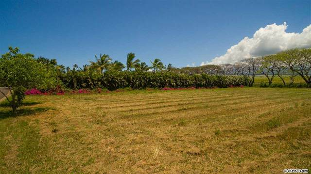 0 Kapukaulua Pl, Paia, HI 96779 (MLS #382712) :: Elite Pacific Properties LLC