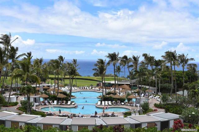 1 Ritz Carlton Dr #1602, Lahaina, HI 96761 (MLS #382779) :: Elite Pacific Properties LLC