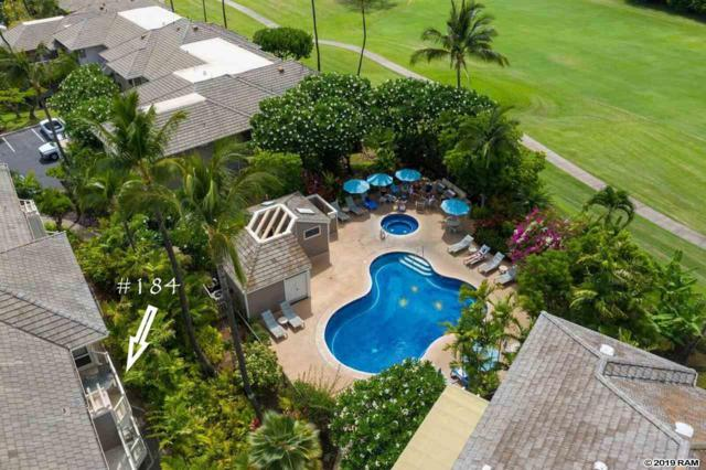 155 Wailea Ike Pl #184, Kihei, HI 96753 (MLS #383088) :: Elite Pacific Properties LLC